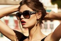 Italian Sunglasses / An essential element of The Italian Look...