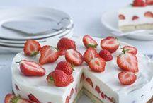 aardbeien / strawberries / by evelien