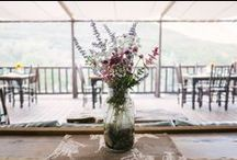 How To: Have a Small Ranch Wedding / Tips and more on how to have a small ranch wedding at breathtakingly beautiful Smith Fork Ranch in Colorado: http://bit.ly/SmithForkWeddings