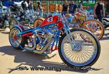 Build bikes Choppers Bobbers and Customs / Build motorcycles all over the world