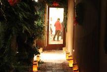#SantaFeJoy / Holiday joy in Santa Fe, New Mexico.