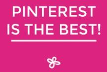 PINTEREST IS THE BEST!