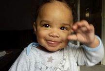 My Gorgeous Grandson