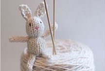 Easter Knitting Inspiration / New season, new knits!