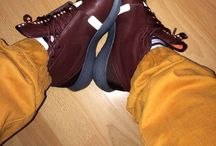 Sneakers and boots;)