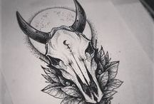 Tattoo & Design / A selection of tattoos that I find very intersting .