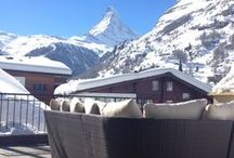 Extraordinary Views on Zermatt / Parkhotel Beau Site offers fantastic views on the Matterhorn and Zermatt from almost all rooms.