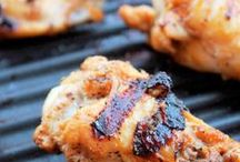 """Backyard Barbeque / Impress the guests with the recipes on this board! Use Minnesota Grown meat and produce from your local farmer and secure your title as """"Grill Master"""" this summer. www.minnesotagrown.com"""