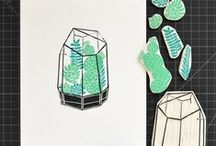 Block Ink, Printmaking / by GRACIFY