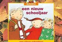 anker een nieuw schooljaar / by Gea van der Spek