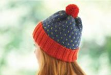 Knitted Hats / Let's keep our precious heads warm with these knitted hats!