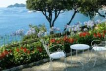 Golden Week in the Italian Riviera / Join author Susan Van Allen's For Women Only tour of this beautiful destination. More info: www.susanvanallen.com/tours