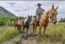 How To: Have an Active Vacation / Vacations should be filled with adventures, activities and life-changing experiences. You can find all of them here at Smith Fork Ranch: http://bit.ly/SmithForkActivities