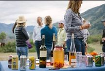 Summer Fun at Smith Fork Ranch / During the summer season, Smith Fork Ranch offers organized events almost everyday. Join us for a breakfast horseback ride, campfire and s'mores under the starry sky, live music and dancing, and more: http://bit.ly/SmithForkSummer