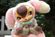 Blythe &ToysField by Chun