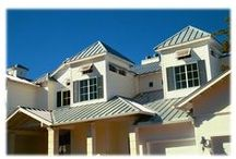 Our Roofing: Metal Roofs