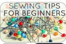 Sewing – Basics & Tips