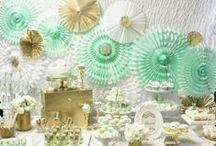 tablescapes & dessert tables
