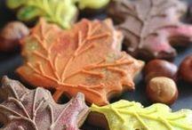 cakes & cookies    autumn
