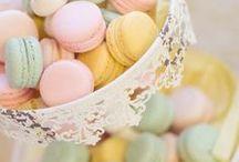 little sweets / Macarons, Cake Pops, Mini Cakes ...