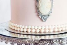 cakes || romantic