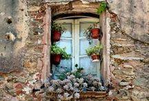 Door, Gates and Windows