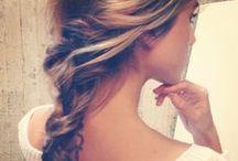 Make, hair & nail