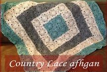Afghans / Free crochet afghan patterns