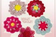 Crochet Appliques / Free Applique Crochet Patterns