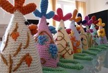Home and Hearth Crochet / Free crochet patterns to spice up your home