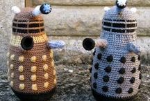 Dr. Who Crochet / Everything Dr Who!!  Geek out!