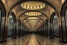 Rusland metro