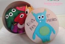 Fun with Felt / Felt art and craft projects for the entire family