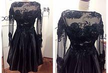 Atelier Alexandra Mihalachi / Custom made dresses Iasi