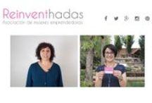 Reinventhadas (nosotras) / Reinventhadas es una Asociación de mujeres emprendedoras. Un lugar donde colaborar, conversar, compartir, crear nuevos proyectos, conocer personas y apoyarse en este bonito camino del emprendimiento.  #reinventhadas #asociación #mujeres #emprendedoras