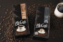 McCafé / Package design and branding you'll want to bring home.
