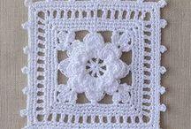 Crochet - piastrelle