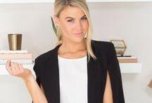 corporate wardrobe / boss | professional | chic