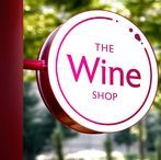 The Wine Shop / Retail Branding & Design - Fine Wines You'll Enjoy!