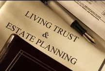 Estate Planning / Research/resources for trust, will, estate planning, etc.