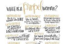 Propel Women - Founder: Christine Caine