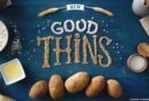 GOOD THiNS / Here at Davis, we're into GOOD THiNS!
