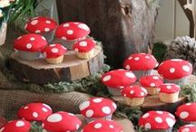 cakes & cookies || woodland