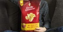 Orville Redenbacher / Our rebrand for Orville Redenbacher.   Enjoyed for over 40 years, Orville Redenbacher is more than just the name of the man who began growing his own corn at age 12 – it is the name for popcorn.