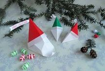 Winter Holidays- Crafts & More! / Holiday-Themed Craft Guides Simply Click the Image to Open the Pin and Click Again to Visit the Site!