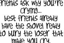 Best Friend Quotes (;