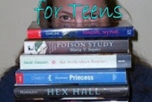 Teens & Young Adult / Simply Click the Image to Open the Pin and Click Again to Visit the Site! / by Norfolk Public Library