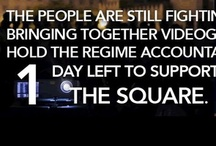 COUNTDOWN / by THE SQUARE: Revolution in Egypt