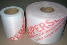 Superseal's Installation Products / The Specialists in Dimpled Membrane Technology.