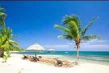 Beautiful Beaches  / Beaches in Central America & Mexico